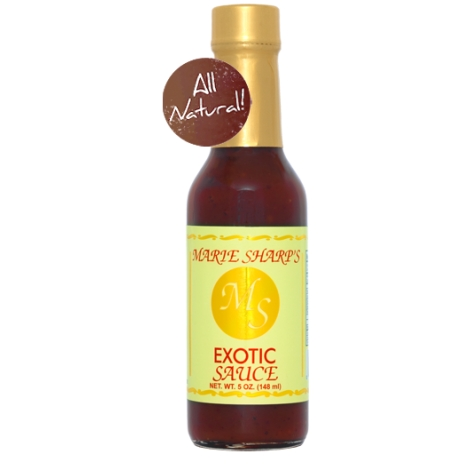Marie Sharps Exotic Sauce 148ml