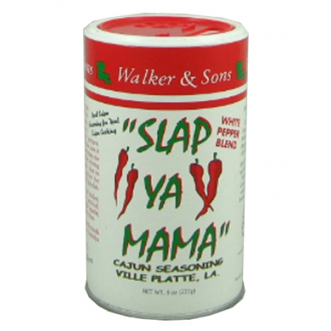 Slap Ya Mama White Pepper Blend Cajun-Spice
