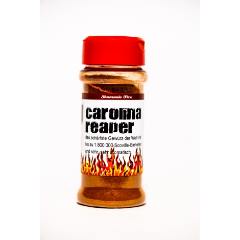 Carolina Reaper grounded 50 gr in jar